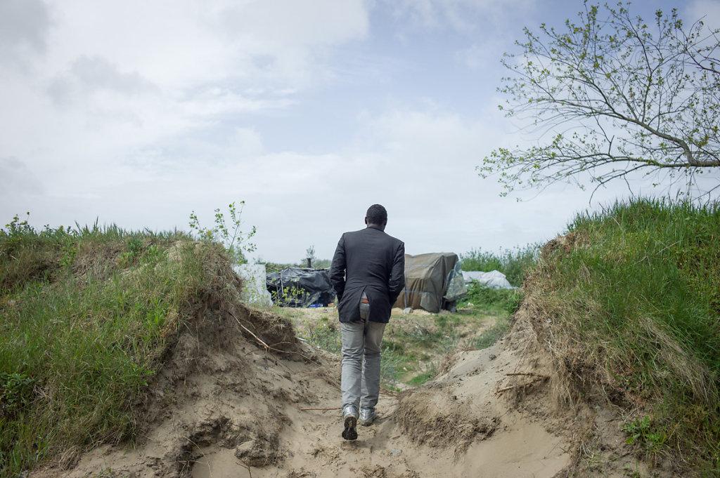 Un jour à Calais