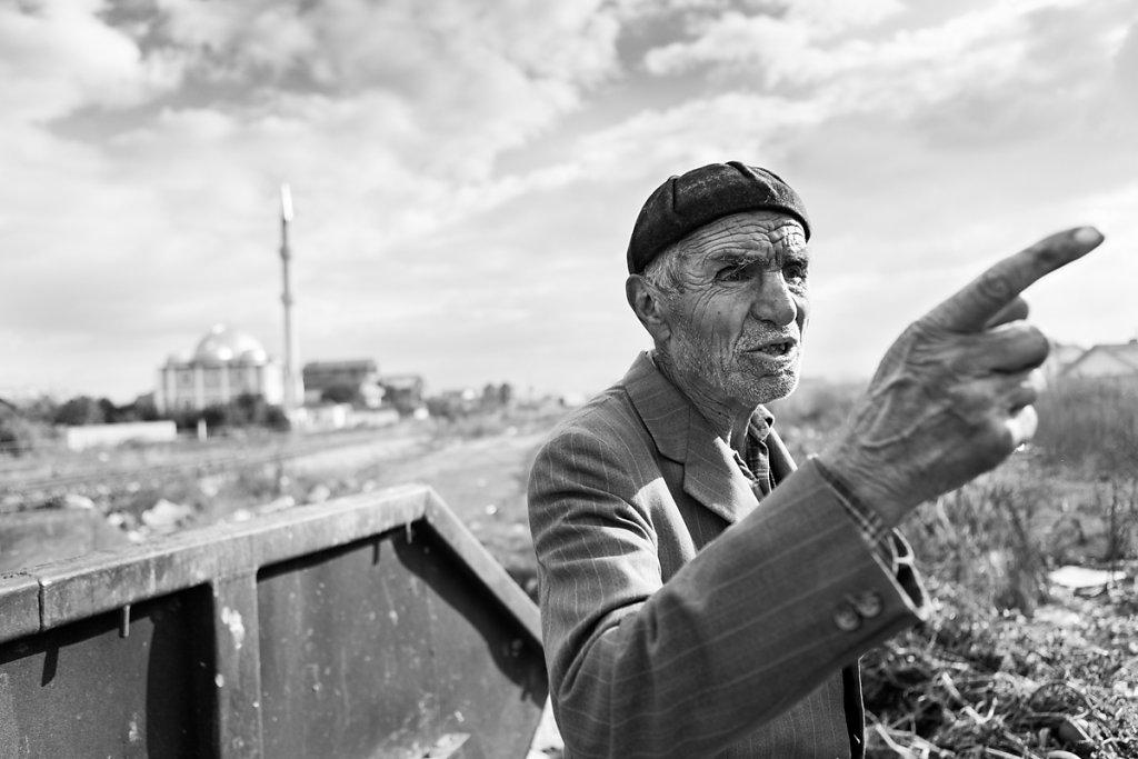 Roms du Kosovo : européens malgré nous