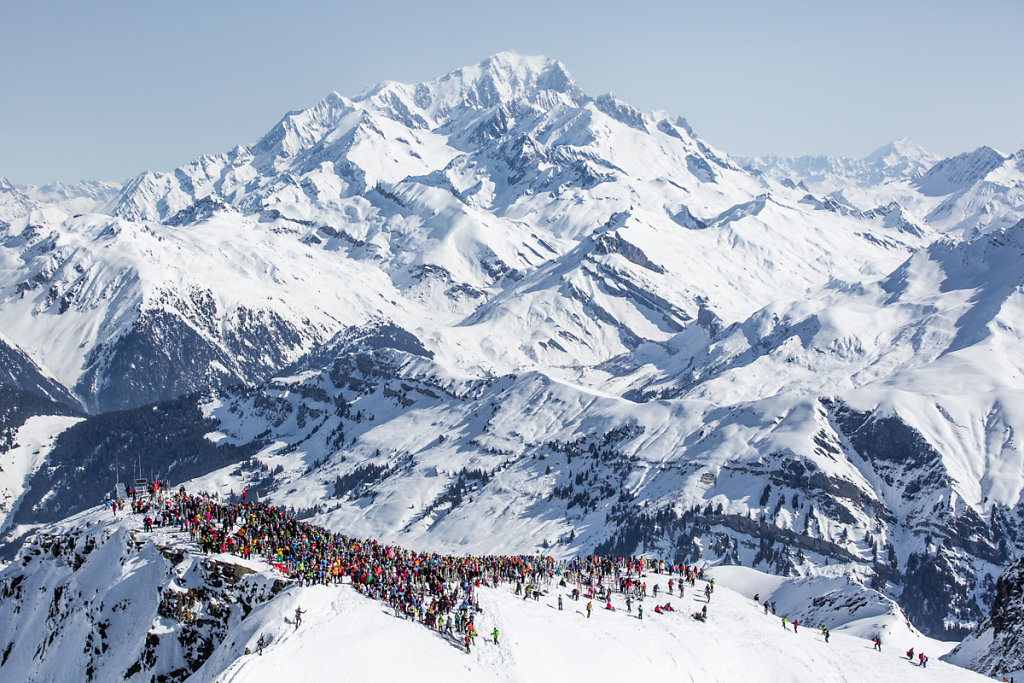 Mont Blanc & Grand Mont
